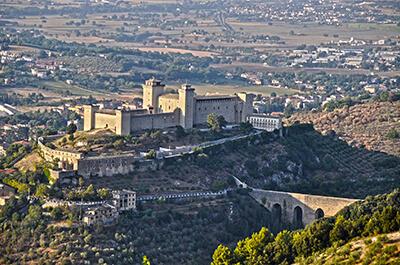Residenza Porta Guelfa - Spoleto