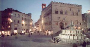 Centro storico di Perugia